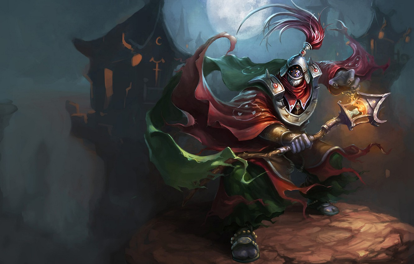 Wallpaper League Of Legends Jax League Of Legends Jax Images