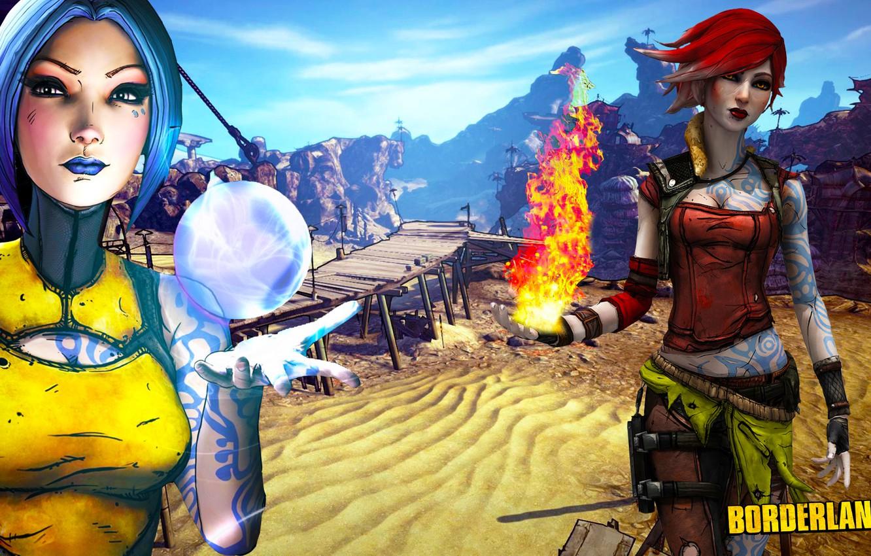 Wallpaper Pandora Borderlands Maya Siren Lilith Sirens Images
