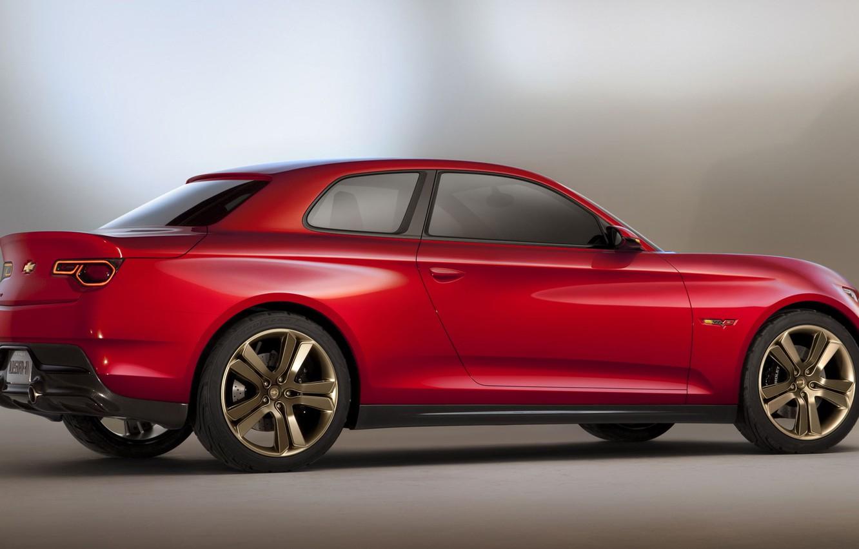 Photo wallpaper Concept, Chevrolet, Coupe, Code 130R