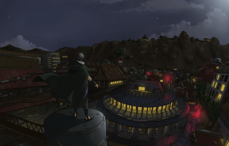 art anime naruto shinobi