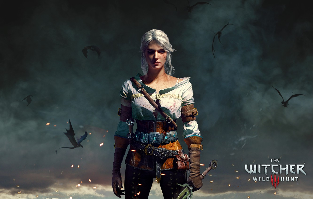 Photo wallpaper The Witcher, The Witcher, CD Projekt RED, The Witcher 3: Wild Hunt, The Witcher 3: …