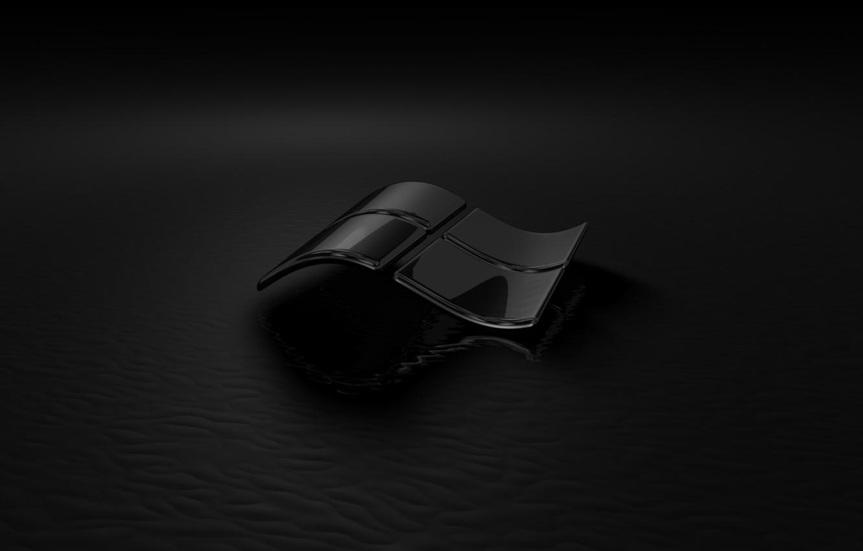 Wallpaper Dark Windows Vflag Images For Desktop Section Hi Tech