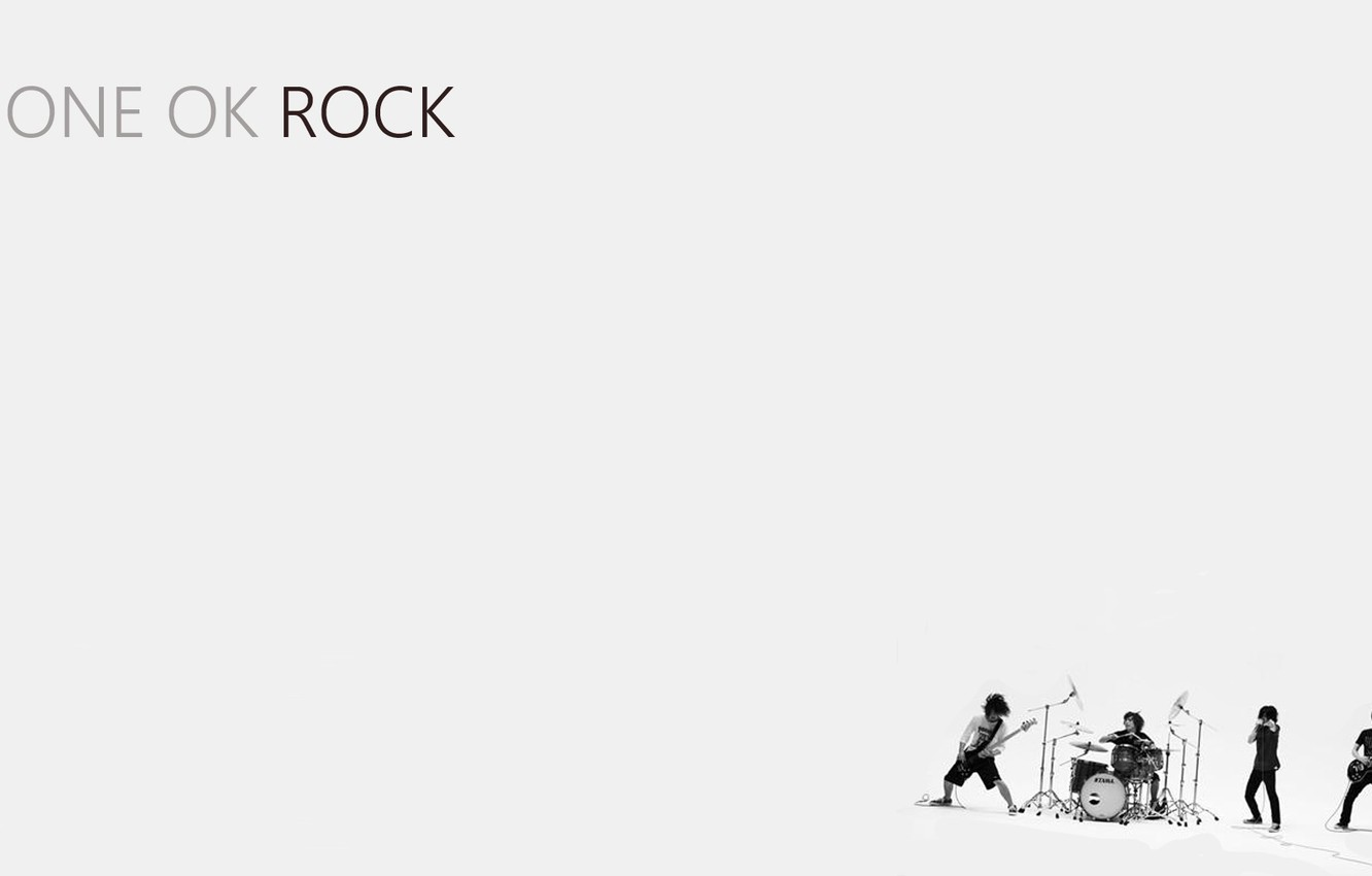 Wallpaper Japan Minimalism Group Rock Minimalism One Ok Rock Images For Desktop Section Muzyka Download