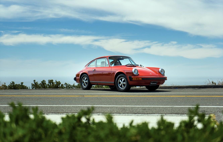 Photo wallpaper coupe, Porsche, Porsche, Coupe, 1976, 912, 923