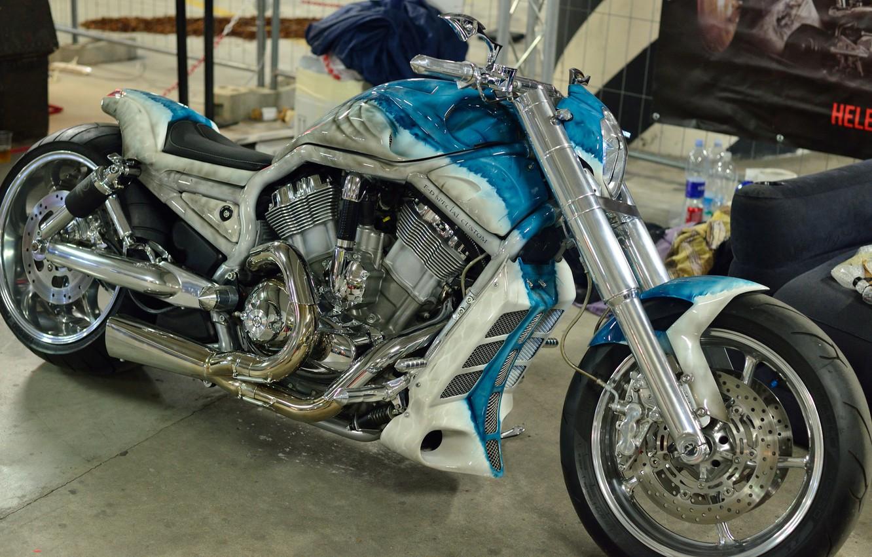 Photo wallpaper design, style, motorcycle, form, bike