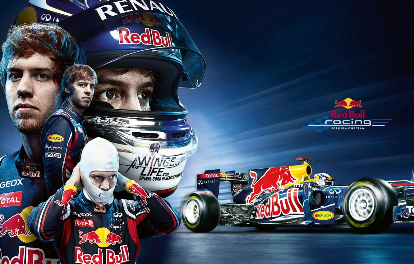 Wallpaper Wallpaper Formula 1 Formula 1 Red Bull Vettel The Car Wallpaper Champion Sebastian Images For Desktop Section Sport Download