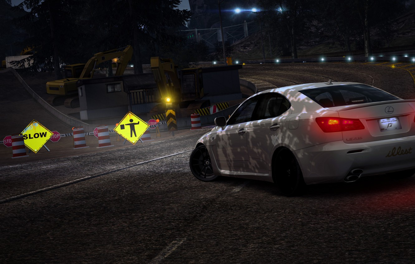 Wallpaper Lexus Stance Need For Speed World Images For