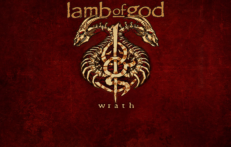 Photo wallpaper metalcore, groove metal, NWoAHM, Lamb of God