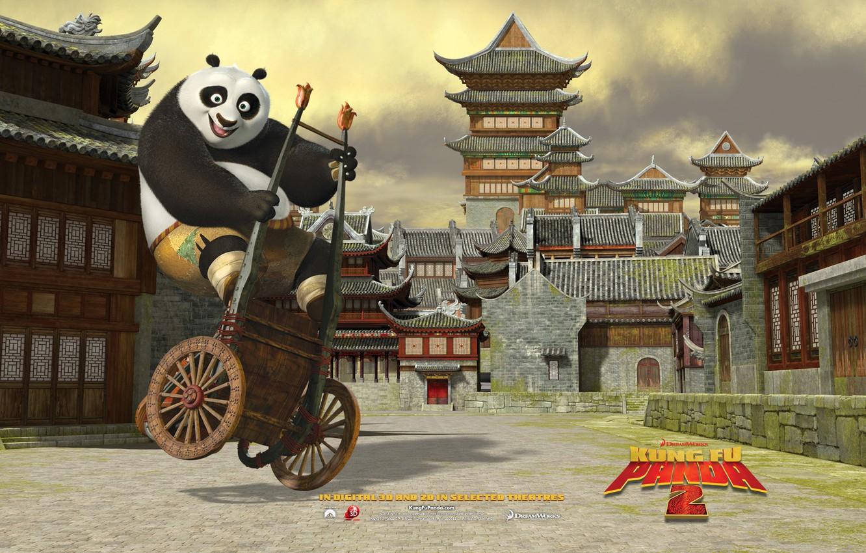 Wallpaper Panda 2011 Kung Fu Panda 2 Dreamwork Kung Fu Panda 2
