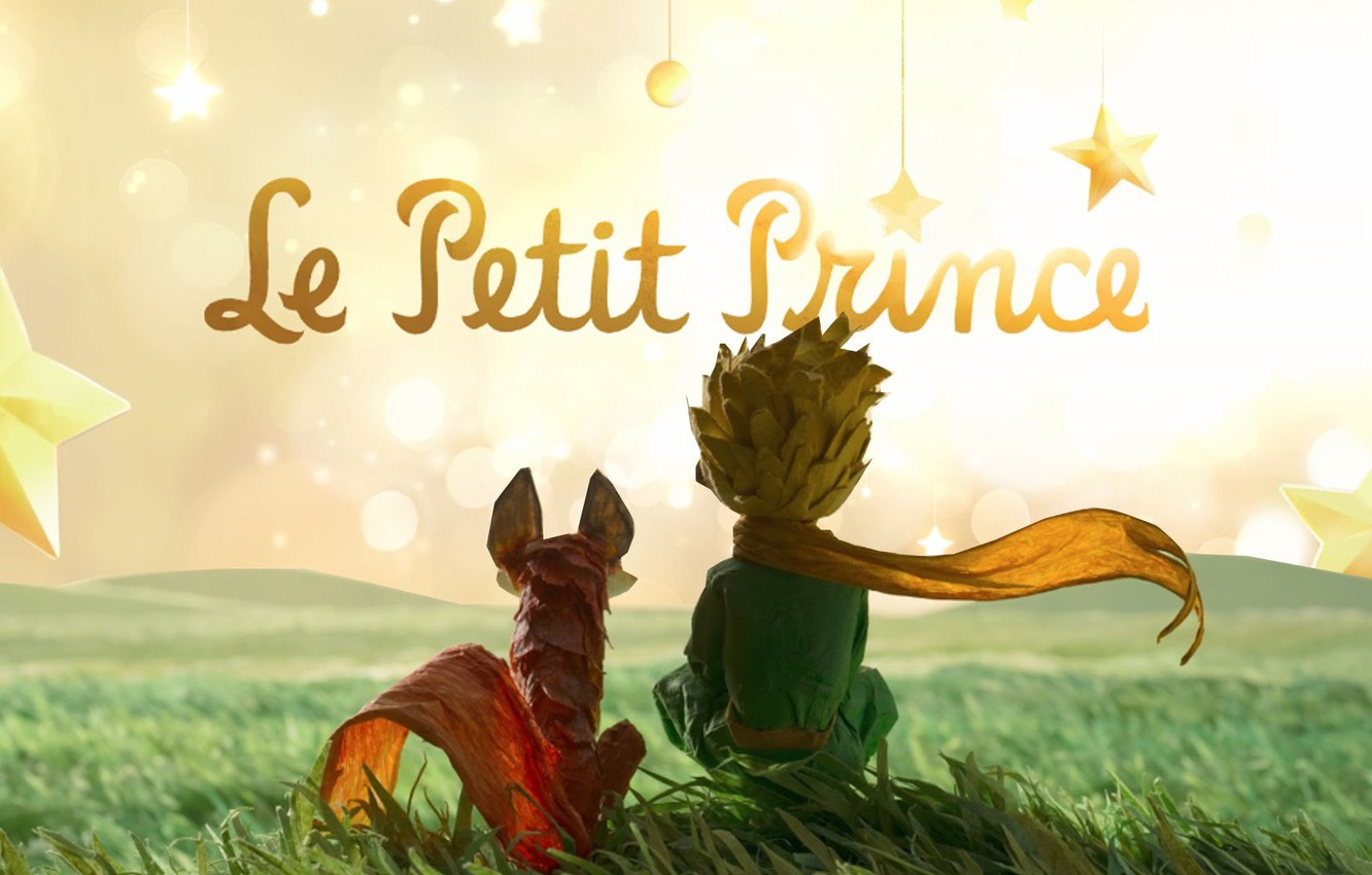 Wallpaper Cartoon Fox The Little Prince The Little Prince Images For Desktop Section Filmy Download