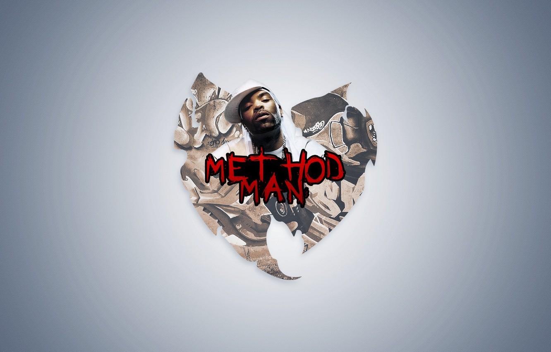 Photo wallpaper Hip-Hop, Wu-Tang Clan, Method Man, Clifford Smith, Clifford Smith