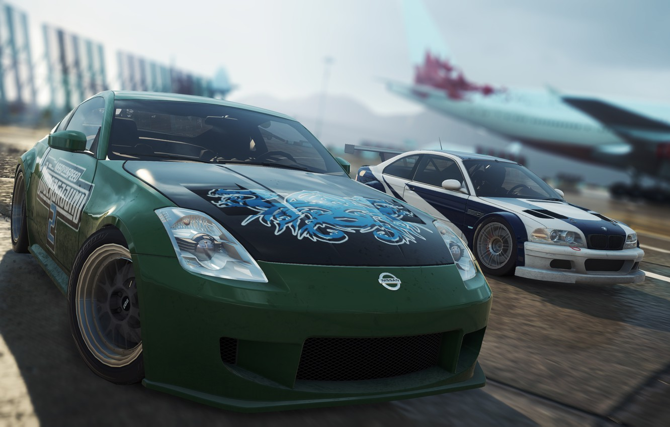 Wallpaper Nissan 350z 2012 Most Wanted Need For Speed Iz Most