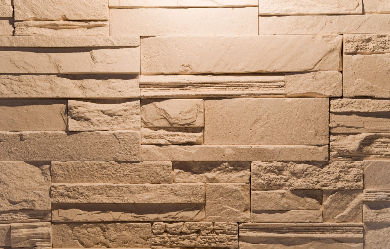 Wallpaper Wall Stone Masonry The