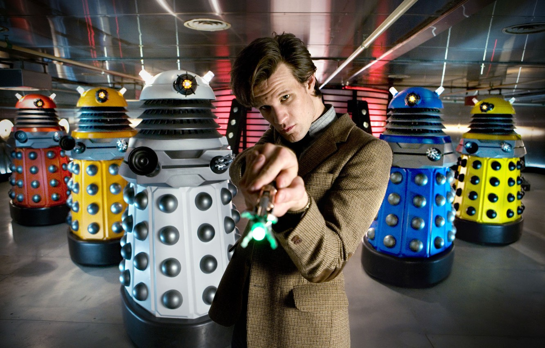 Photo wallpaper the series, Doctor Who, Doctor Who, Matt Smith, Matt Smith, Far, Far