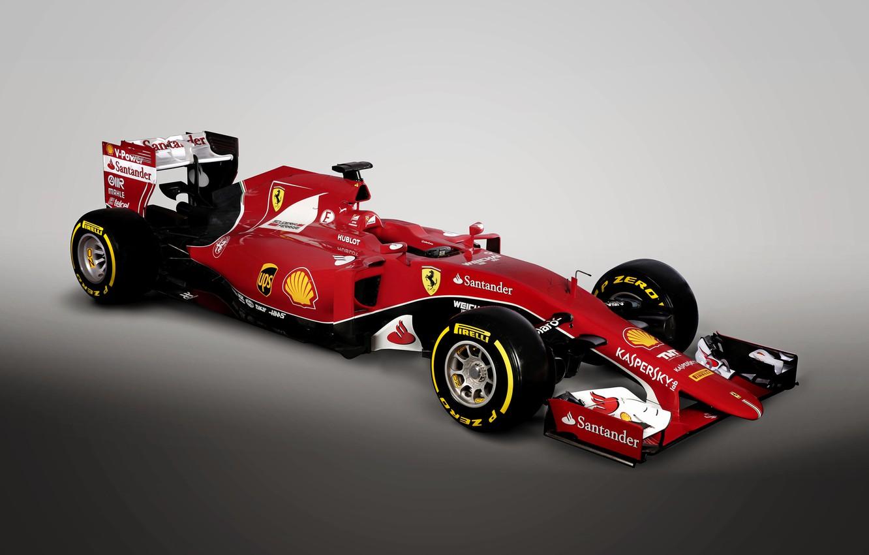 Photo wallpaper formula 1, Ferrari, Ferrari, 2015, SF15-T