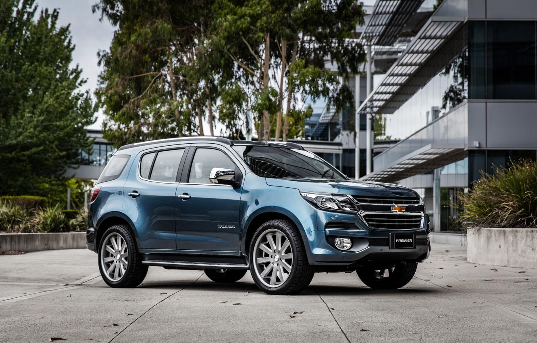 Photo wallpaper Concept, Chevrolet, the concept, Chevrolet, treylbleyzer, TrailBlazer