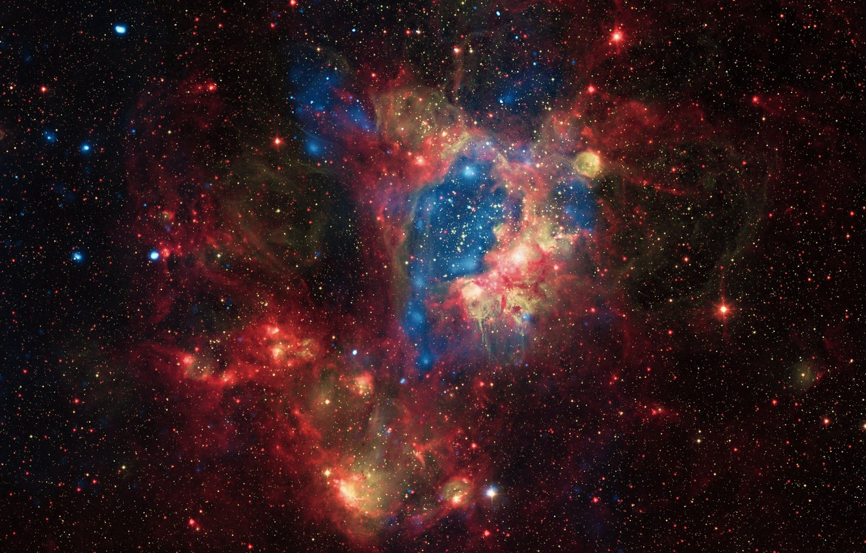 Photo wallpaper galaxy, BMO, LMC, The Large Magellanic Cloud