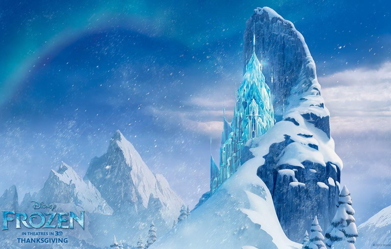 Wallpaper Frozen Walt Disney 2013 Cold Heart Ice Castle Images
