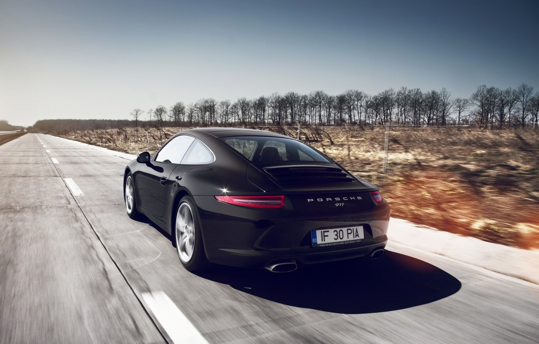 Photo wallpaper 911, Porsche, Coupe, Carrera, 991