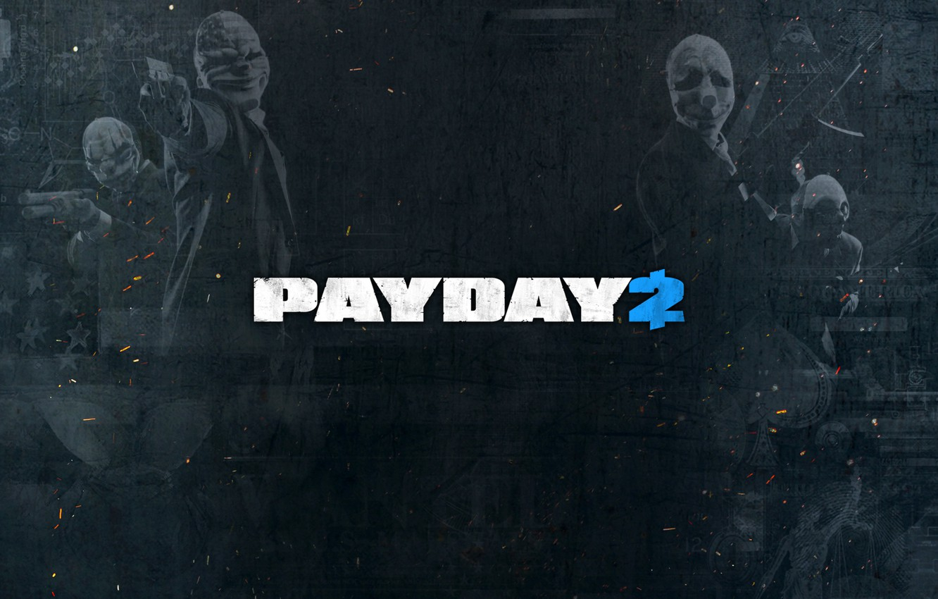 Wallpaper Wolf Game Dallas Payday 2 Hoxton Chains Images For