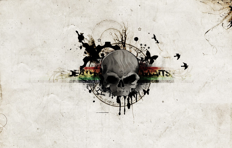 Photo wallpaper france, death awaits, deathcore thrash