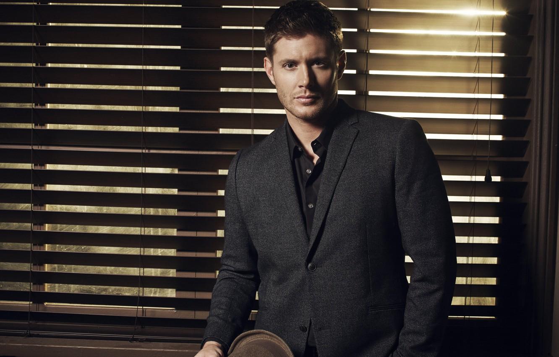 Photo wallpaper hat, costume, actor, male, the series, Supernatural, Jensen Ackles, Supernatural, Dean Winchester, Dean Winchester, Jensen …