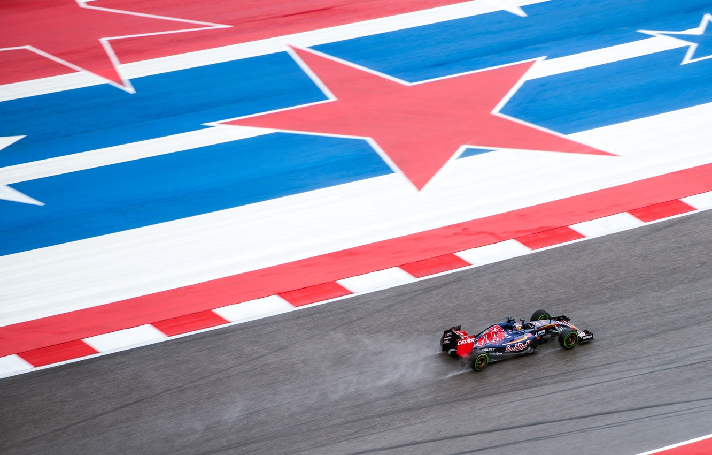 Photo wallpaper race, Toro Rosso, Max Verstappen