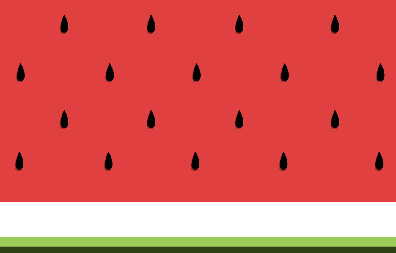Photo wallpaper droplets, strip, wall, Wallpaper, texture, watermelon