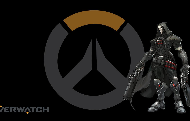Wallpaper Blizzard Wallpaper Game Reaper Overwatch