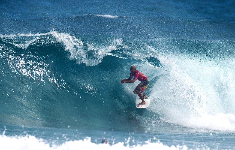 Photo wallpaper sport, wave, surfing, surfing, surf