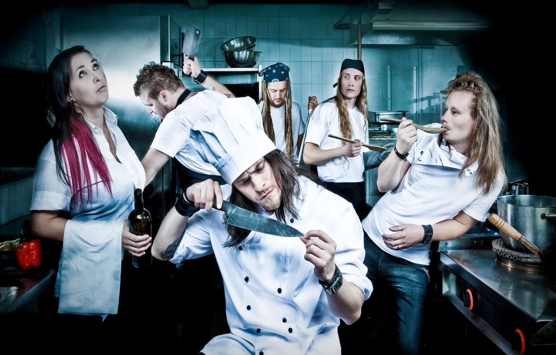 Photo wallpaper group, metal, band, death, melodic, mygrain