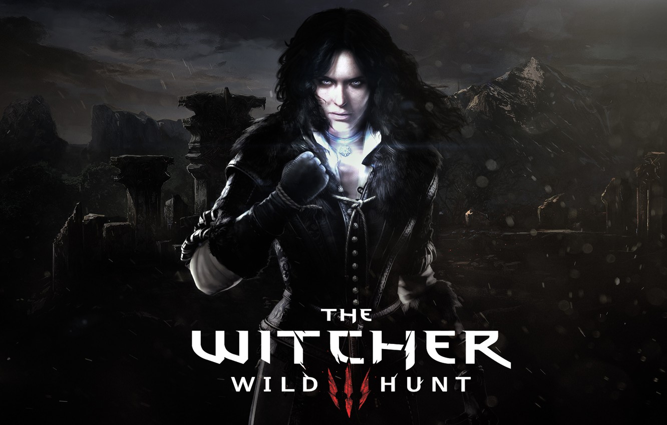 Wallpaper Girl The Witcher The Witcher 3 Wild Hunt Yennefer