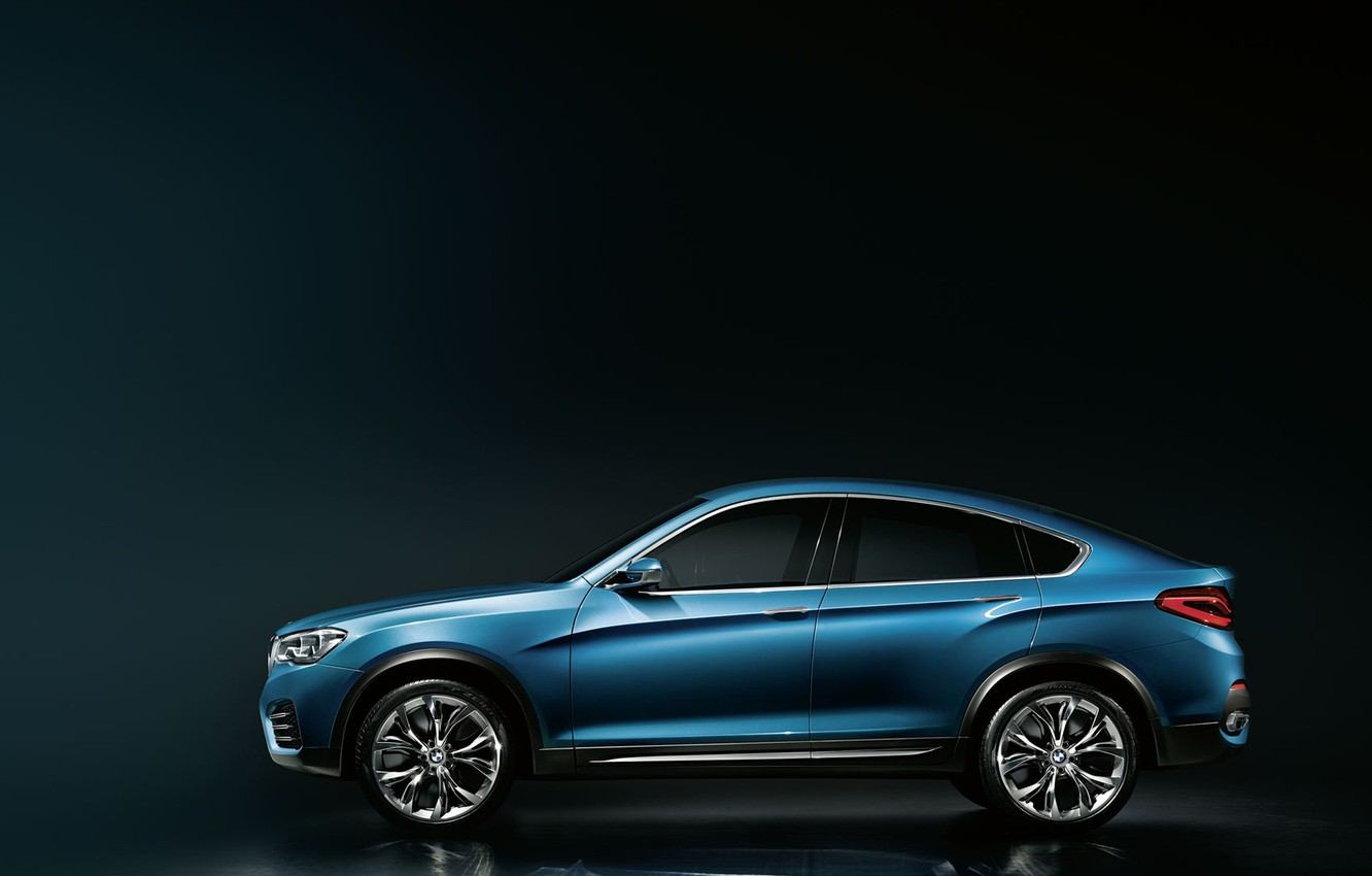 Photo wallpaper Concept, BMW, crossover, X4