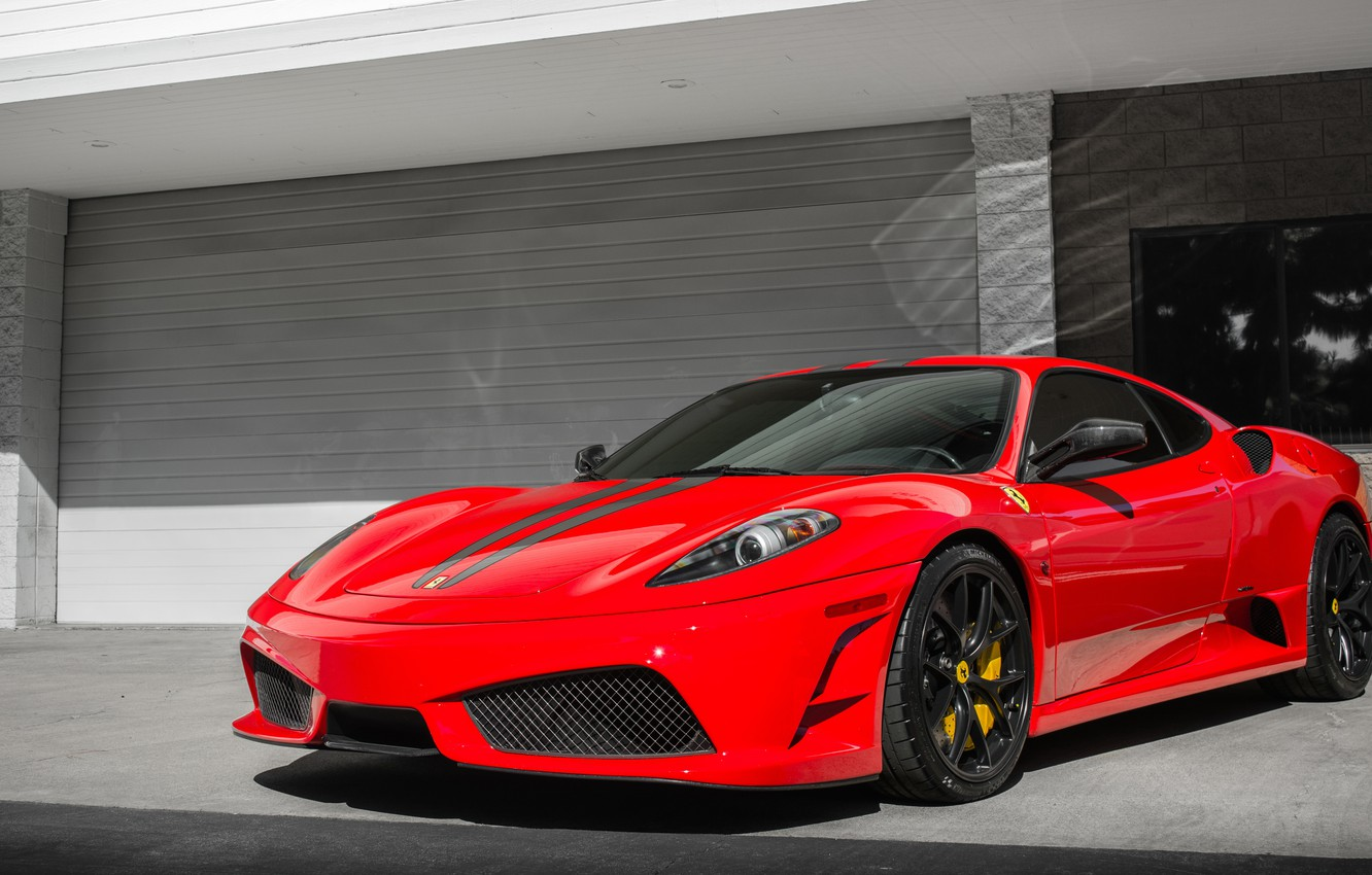 Wallpaper Red Ferrari F430 Scuderia Images For Desktop Section Ferrari Download