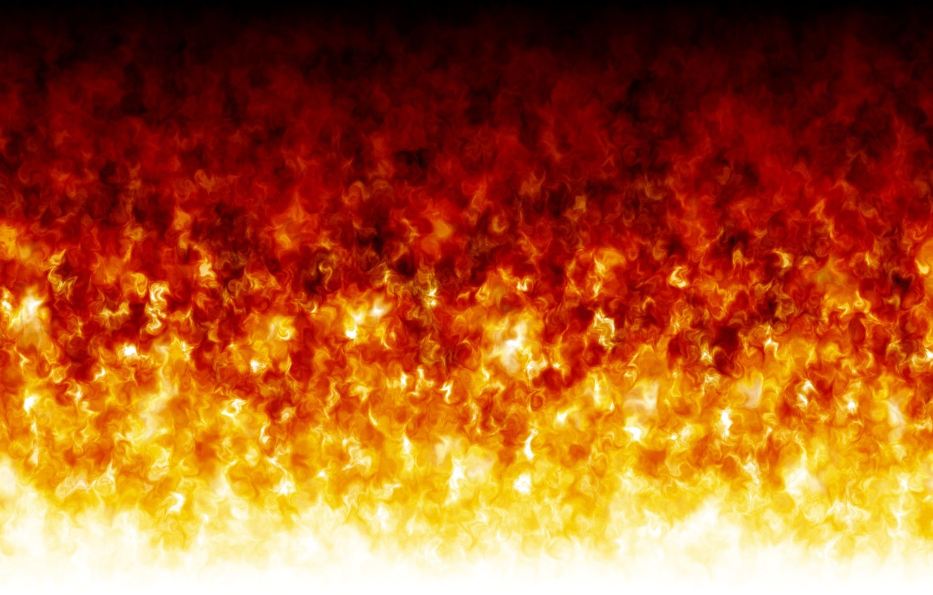 Photo wallpaper white, color, orange, yellow, red, fire, black, texture