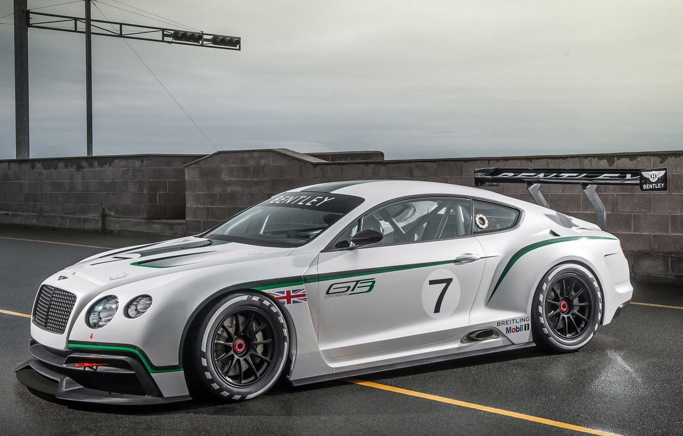 Photo wallpaper Concept, Machine, The concept, Continental, Bentley, Car, Race, Car, GT3, Wallpapers, Racing, Wallpaper, GT3, Bentley ...