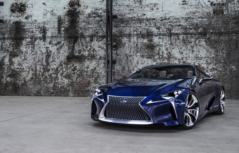 Photo wallpaper Concept, Lexus