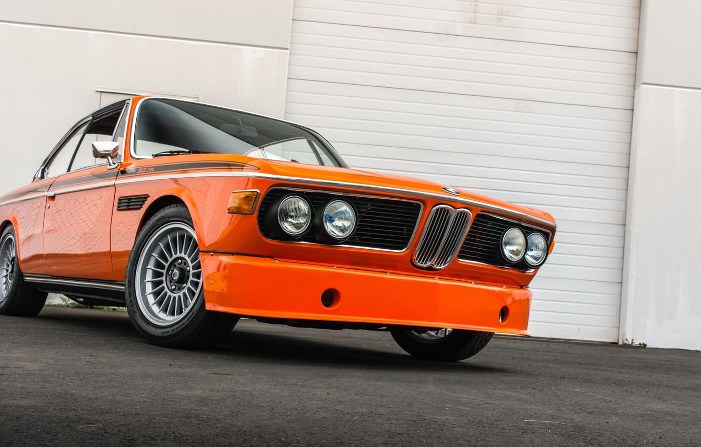 Photo wallpaper BMW, 3.0, CSL, Alpina