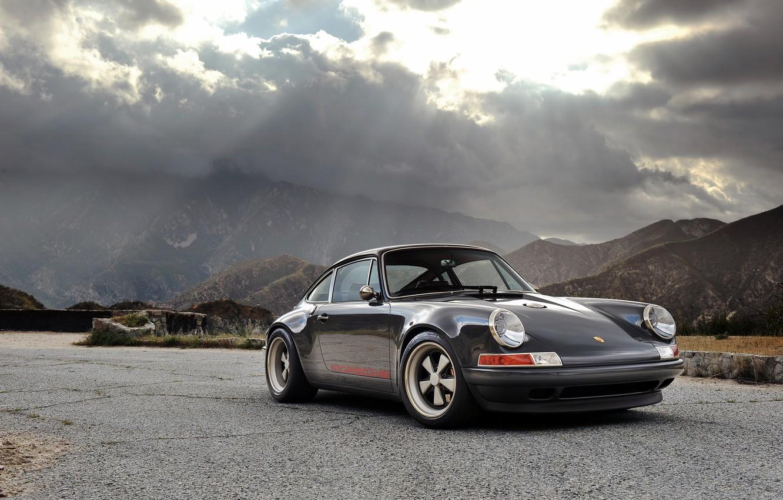 Photo wallpaper 911, Porsche, Porsche, Carrera, Carrera, Singer
