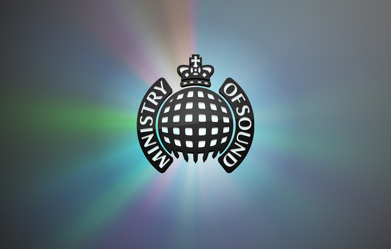 Photo wallpaper Minimalism, Music, Record Label, Ministry of Sound, MoS
