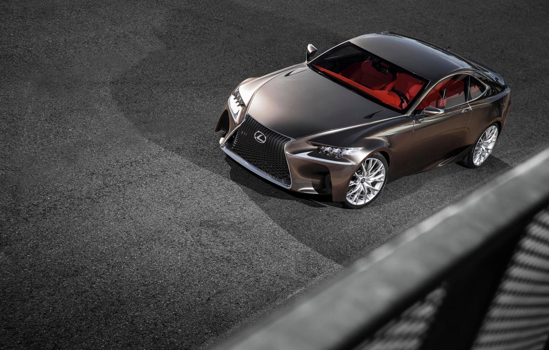 Photo wallpaper machine, Concept, Lexus, the concept, Lexus, LF-CC
