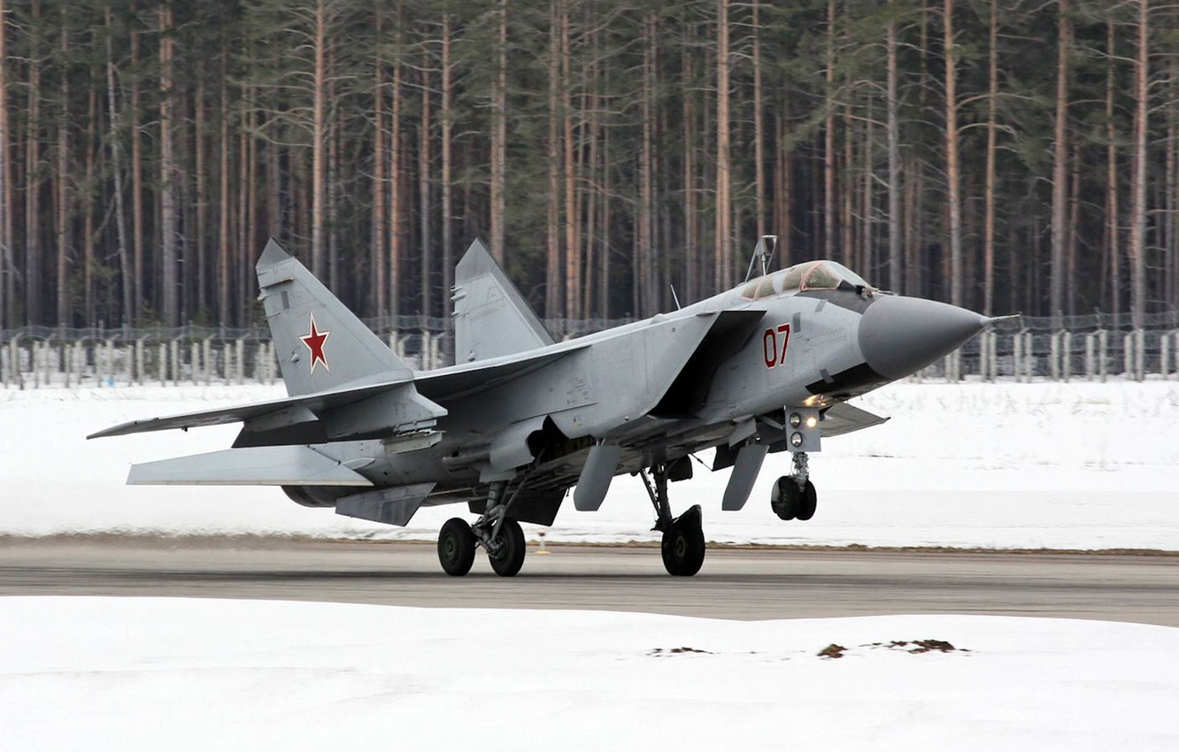 Wallpaper Strip Foxhound The Mig 31 Images For Desktop Section