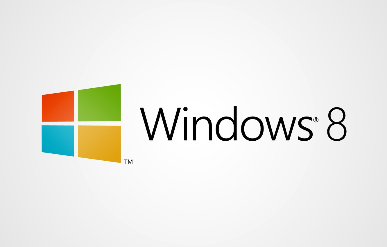 Photo wallpaper computer, color, logo, emblem, windows, operating system