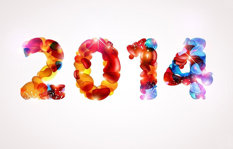 Photo wallpaper christmas, Creative, Wallpaper, New Year, Effect, Smoking, 2014