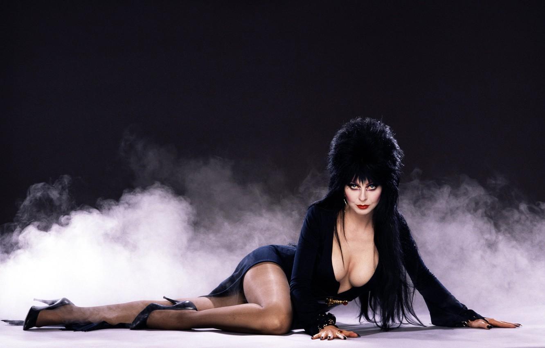 Photo wallpaper Actress, Cassandra Peterson, Mistress Of The Dark, (Elvira)