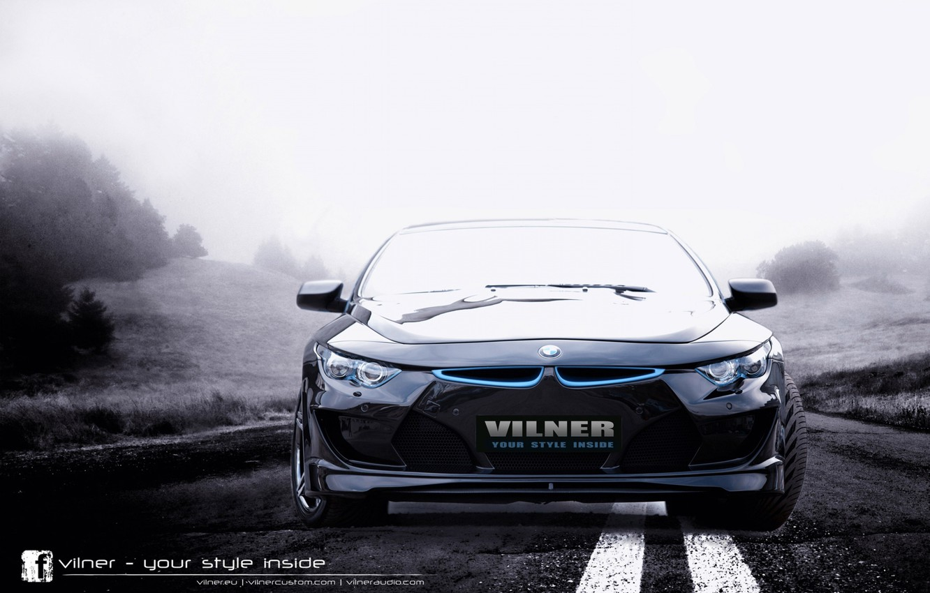 Photo wallpaper BMW, 6 Series, Tuned by Vilner