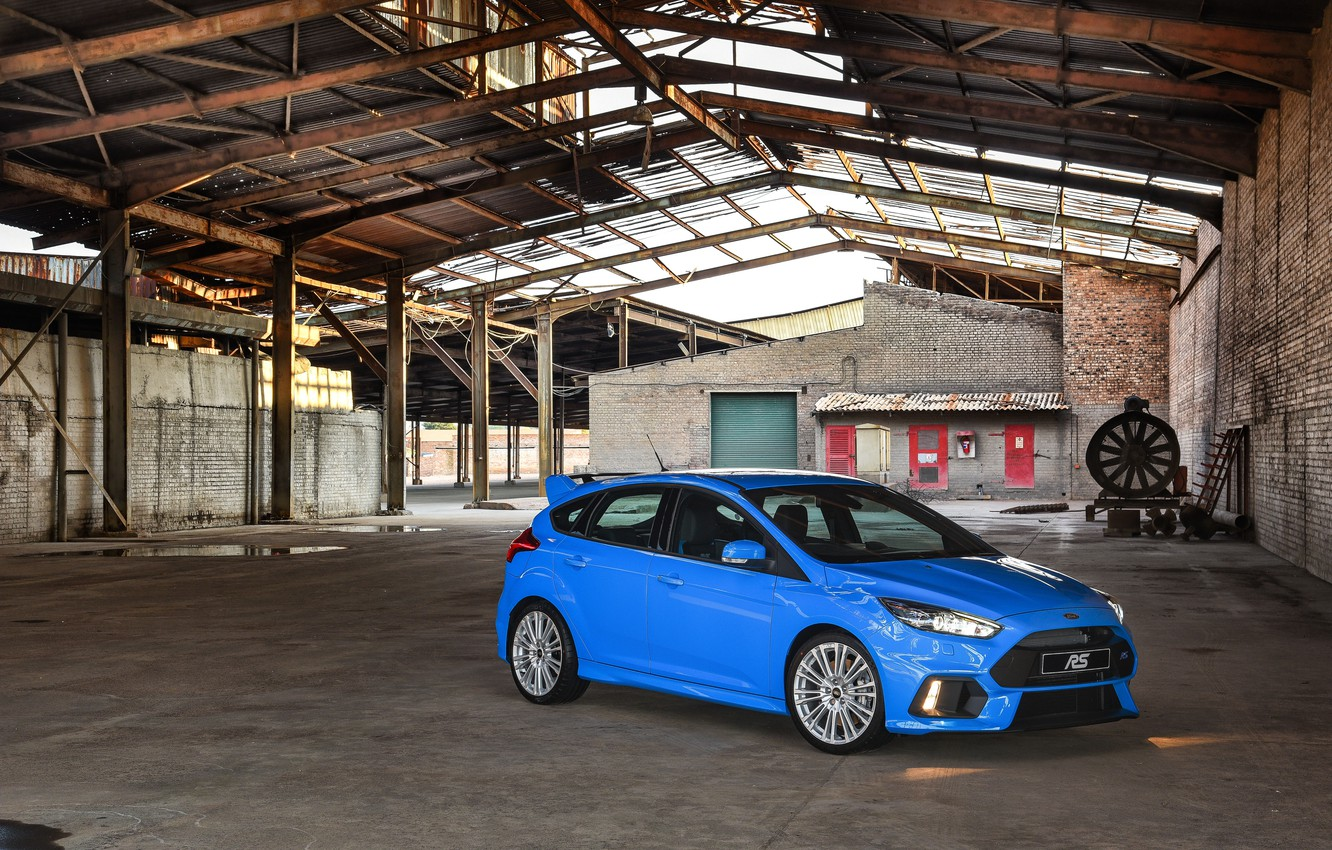 Photo wallpaper Ford, focus, Focus, Ford