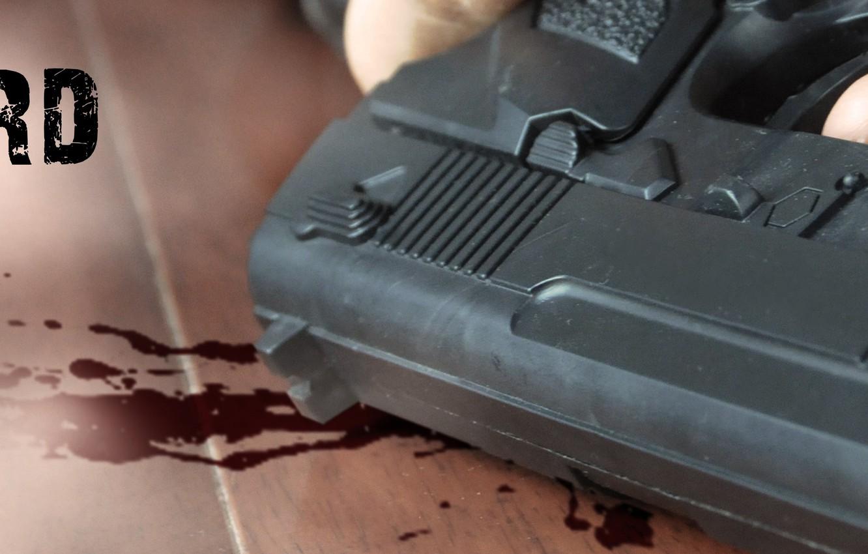 Wallpaper Zombie Gun Blood Pistol Weapon Dead Resident Evil