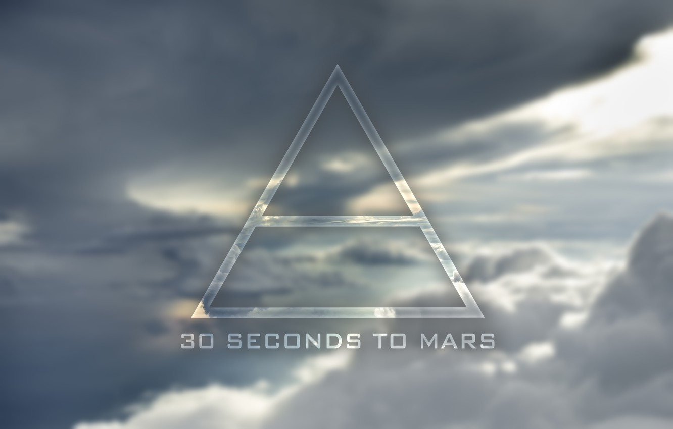 Wallpaper 30 Seconds To Mars Jared Leto Mars Thirty Seconds To