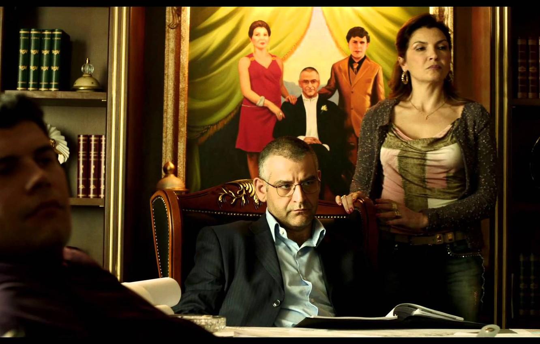 Photo wallpaper family, Italian, TV series, Neapolitan, Gomorrah